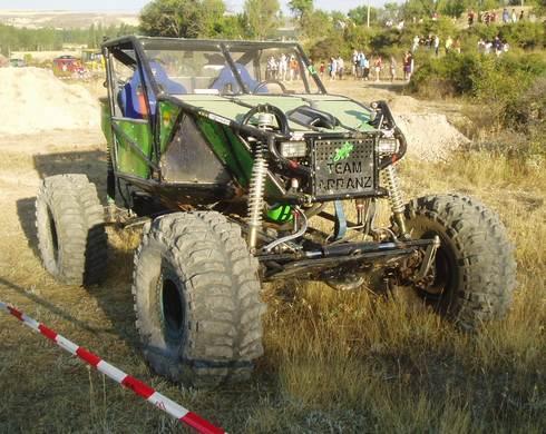 Trial 4X4 en Fuentemolinos