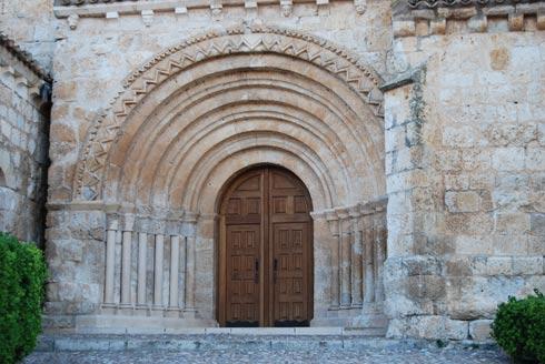 Iglesia de Terradillos