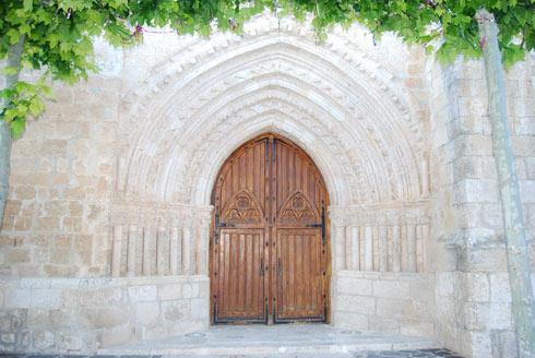 Iglesia de Torresandino