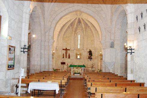 Iglesia de Villatuelda