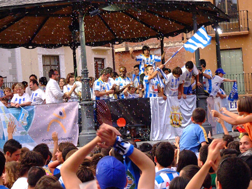 Celebración Arandina 2011
