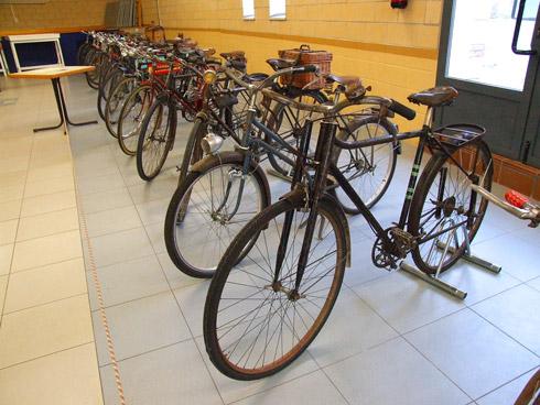 Algunas de las bicicletas más antiguas