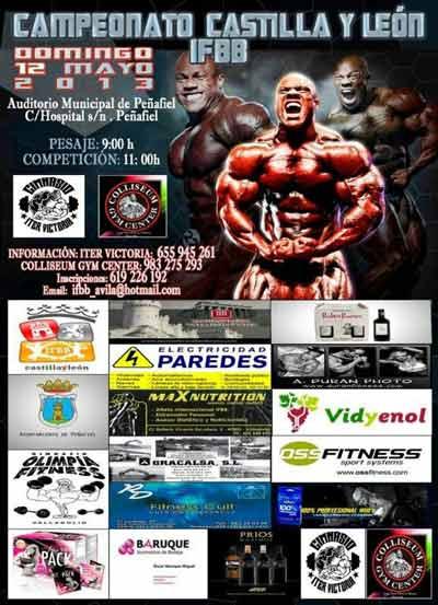 Campeonato de Castilla y León de IFBB