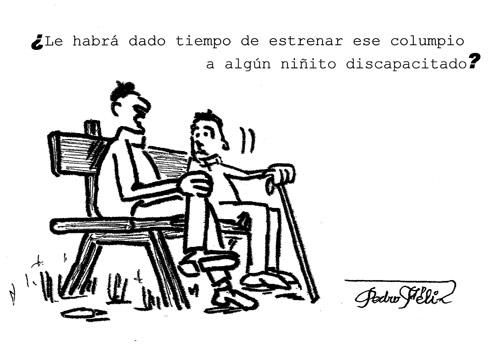 Columpio Pedro Félix