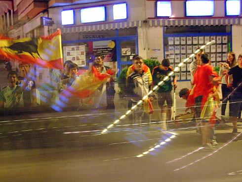 Eurocopa 2012 en Aranda de Duero
