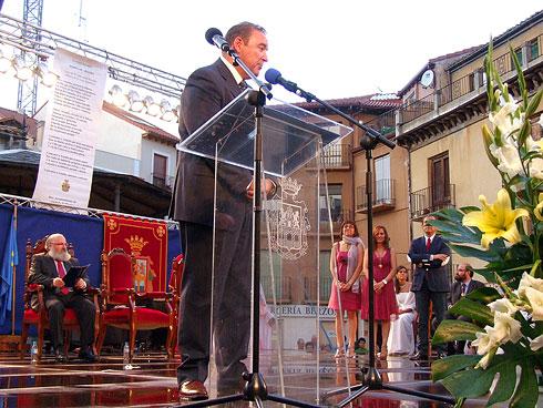 Fiestas de Aranda 2012