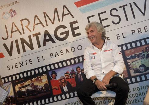 Presentación del Jarama Vintage Festival