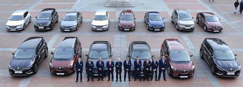 Flota Renault para la Seminci