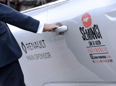 Renault patrocinador principal