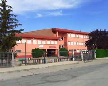 Colegio Santa Catalina I. La falta de plazas escolares fue el germen de la Asociación