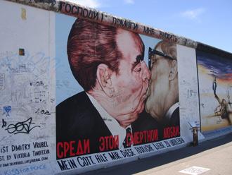 Berlín recuerda los 30 años de la caída del Muro