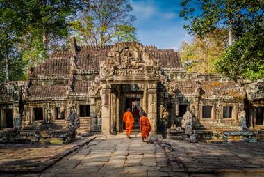 Camboya. Angkor-wat
