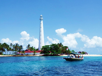 Indonesia Belitung
