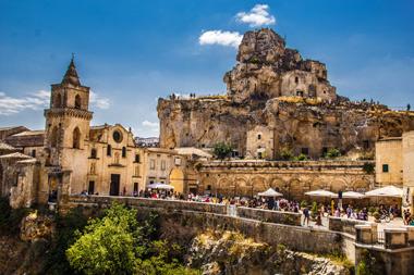 Matera (Italia) Capital Europea de la Cultura