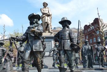 Ámsterdam y toda Holanda rinde tributo a Rembrandt