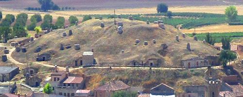 Cerro del Castillo de Gumiel del Mercado