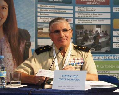 General Conde Arjona