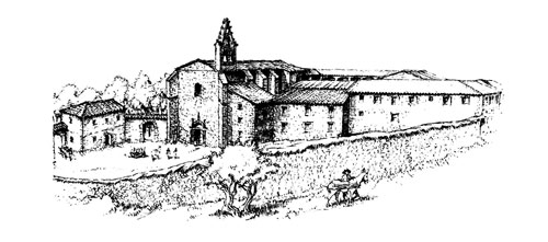 Algo así debió ser este lugar en el siglo XVI