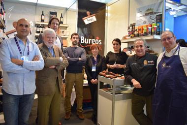 El crítico gastronómico Carlos Maribona en Burgos Alimenta