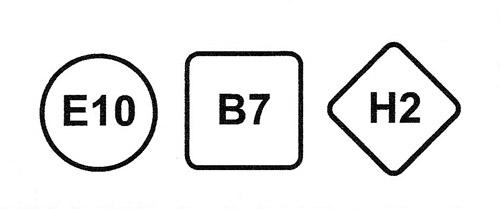 Antes del 12 de octubre todos los surtidores lucirán un nuevo etiquetado informativo adicional