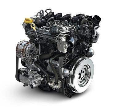 Entrega de par constante en el nuevo motor
