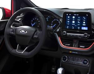 El volante cuenta ahora con menos botones de control