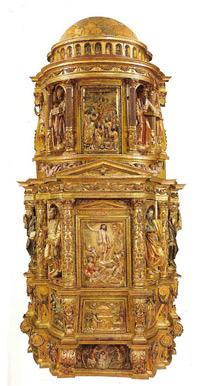 Sagrario del siglo XVI