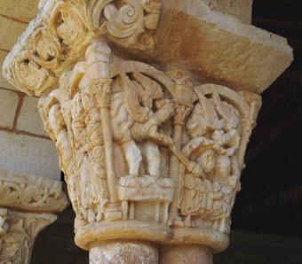Capitel de la Natividad