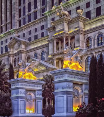 Caesar Palace de Las Vegas