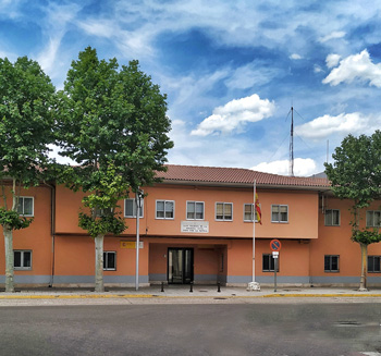 Casa Cuartel Calle Santiago. Desde 1960 hasta nuestros días. (Click ampliar)