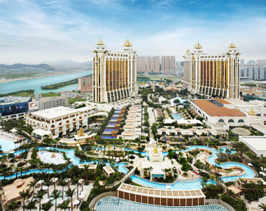 Galaxy & Resort en Macao