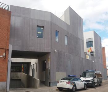 Nuevo edificio para el Destacamento de Tráfico de la Guardia Civil 2016