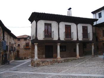 Plaza del Mercado de Atienza