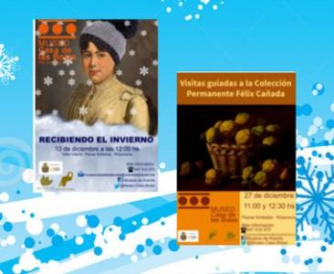 Actividades decembrinas en el Museo Casa de las Bolas
