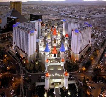 Casino Excalibur, Las Vegas
