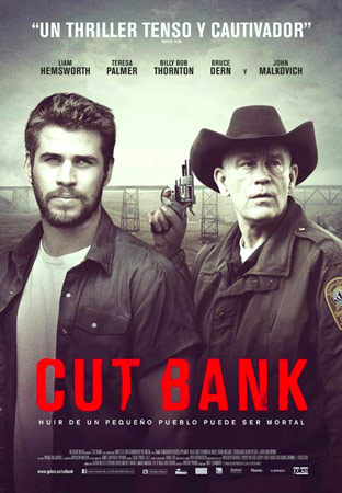 "Cartel de la película ""Cut Bank"""