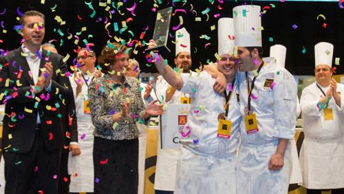 Ganador: Juan Manuel Salgado representando a Extremadura