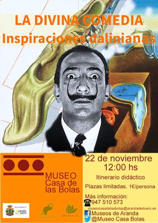 Recorrido comentado por las 100 obras de Salvador Dalí