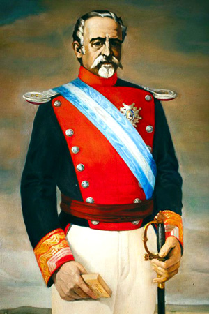 Don Francisco Javier Girón y Ezpeleta