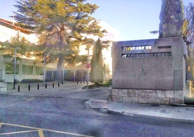 Hospital de los Santos Reyes en Aranda de Duero