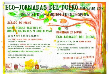 cartel anunciador de la actividad