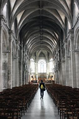 Havre. Catedral de Nôtre Dame