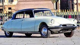Citroën DS-19 de 1955