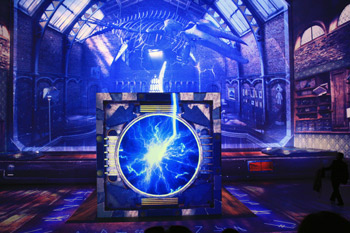 Futuroscope. El Cubo
