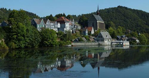 Wuppertal, North Rhine-Westphalia