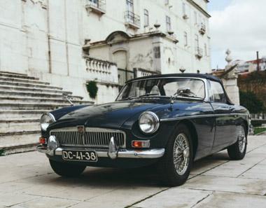 Algunos coches clásicos están hoy muy cotizados