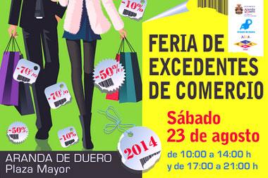 Feria de Excedentes del Comercio Arandino