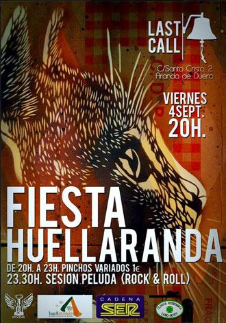 Fiesta Huellaranda