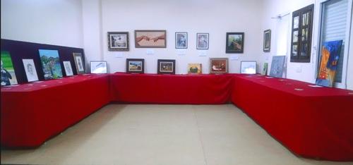 "Exposición de Pintura ""Pintores del Barrio"""