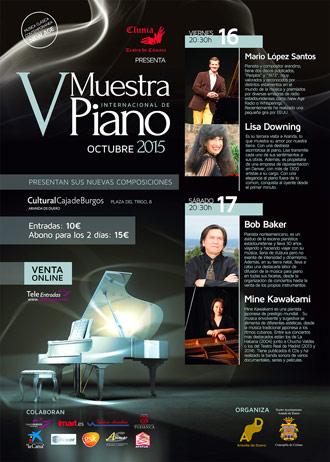 V Muestra Internacional de Piano